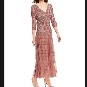 PIZARRO NIGHTS evening gown size 8